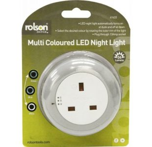 Colour Changing LED Night Light