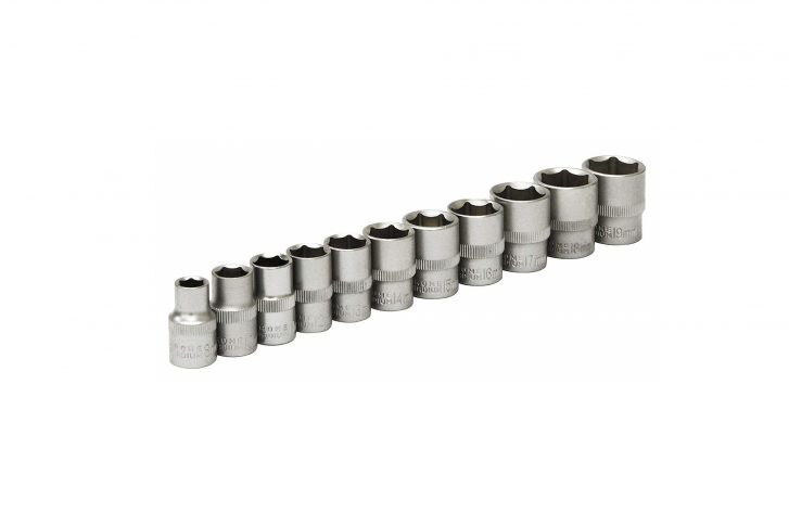 11pc 3/8 Dr Shallow Socket Set » Toolwarehouse » Buy Tools Online