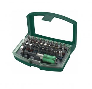 Bit Set with Quick-Change Bitholder » Toolwarehouse » Buy Tools Online