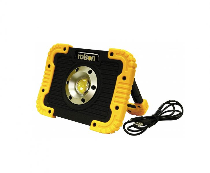 10W COB Rechargeable Work Lamp » Toolwarehouse » Buy Tools Online