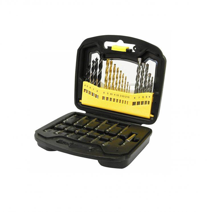 38pc Drill Bit Set