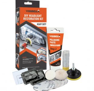 Car headlight restoration kit » Toolwarehouse » Buy Tools Online