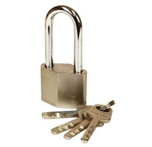 40mm Long Solid Steel Padlock » Toolwarehouse » Buy Tools Online
