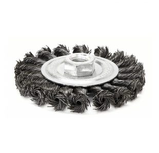 Twist Knot Wire Wheel » Toolwarehouse » Buy Tools Online