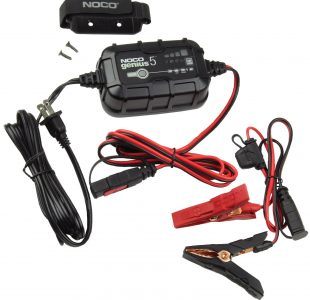Genius 5- Battery Maintainer and Charger