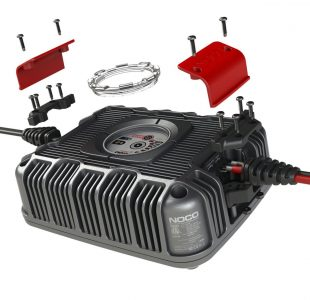 40A 24V Industrial Battery Charger