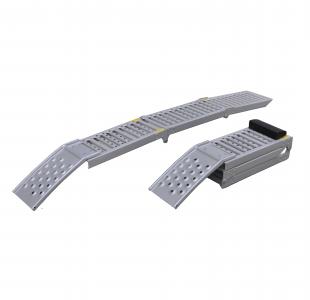 2 in 1 Foldable Steel Ramp » Toolwarehouse » Buy Tools Online