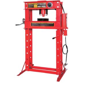 50T Air/Hydraulic Shop Press » Toolwarehouse » Buy Tools Online
